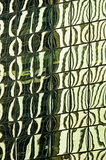 Loftus Reflection by Werner Padarin