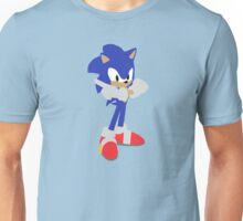 Sonic The Hedgehog (Vector Graphic) Unisex T-Shirt