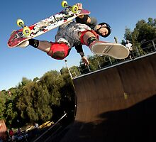 Backside Judo Air by AlMiller