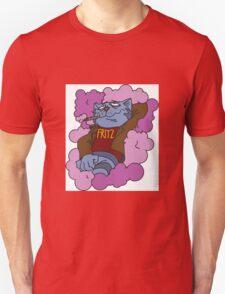 Fritz Purple Haze Unisex T-Shirt