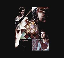 the maze runner thomas and newt Unisex T-Shirt