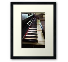 Harmonium Framed Print