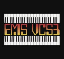 Vintage EMS VCS3  Synth Kids Tee