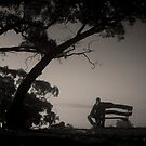 Kicking back thinking about life_Hill End by Sharon Kavanagh