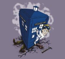Dr Whorrible's revenge by Bleee