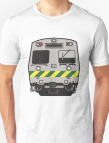 Hitatchi Train Melbourne Unisex T-Shirt