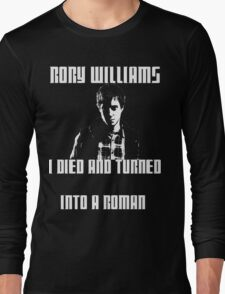 Rory Williams Long Sleeve T-Shirt