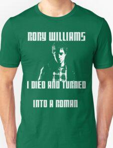 Rory Williams Unisex T-Shirt