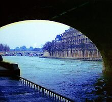 Paris Blues by Alberto  DeJesus