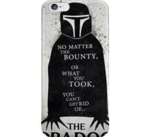 The Bobadook iPhone Case/Skin