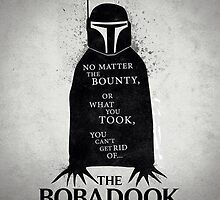 The Bobadook by oasisak