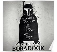 The Bobadook Poster