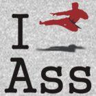 Kick Ass by creativehack