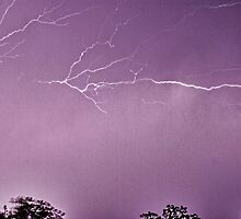 The Beauty of Lightning by barnsis