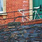 Bricks and Bike by Celia Strainge