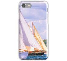 Sailing Together iPhone Case/Skin