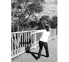 Dance Like Nobody's Watching Photographic Print