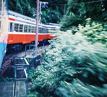 Switchback train by leeingyeong