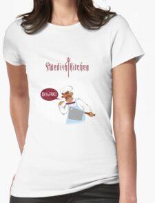 Swedish Kitchen Womens Fitted T-Shirt