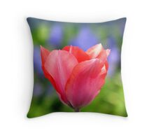 The Poetry of Spring Throw Pillow