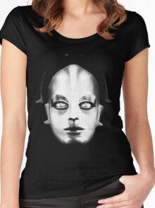 Metropolis Women's Fitted Scoop T-Shirt
