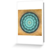 Mandala No. 22 Greeting Card