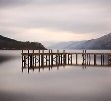 Loch Earn by Maria Gaellman