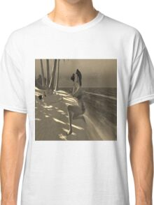 Beach Photographer  Classic T-Shirt