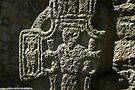 Irish High Cross, St Mullins, County Carlow, Ireland by Andrew Jones