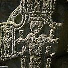 Irish High Cross, St Mullins, County Carlow, Ireland by Andrew Jones