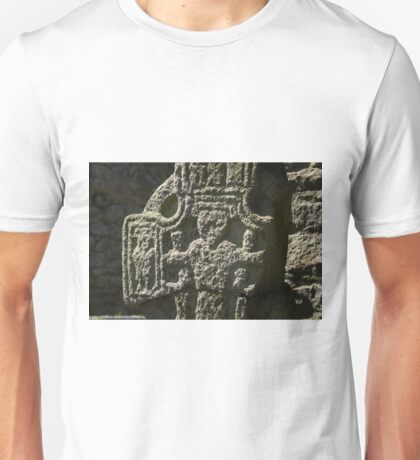 Irish High Cross, St Mullins, County Carlow, Ireland Unisex T-Shirt
