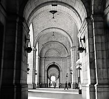 Union Station - Washington - 1975 by steeber