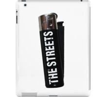 The Streets clipper iPad Case/Skin
