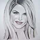 Kirstie Alley by Christy  Bruna