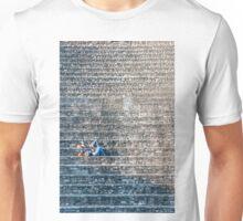 Siesta, Le Theatre Romain, Lyon, France Unisex T-Shirt