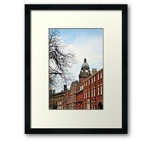 Leeds, Live it, Love it Framed Print