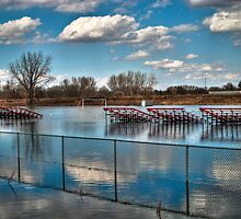 No Soccer Today by Sandra Parlow
