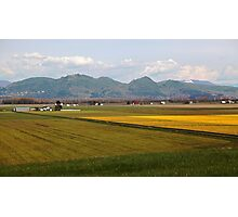 Skagit Valley Photographic Print