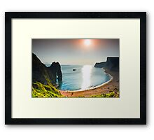 Durdle Door, Dorset Framed Print