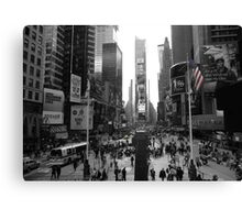 New York, Times Square  Canvas Print