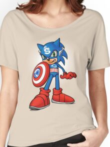 Captain Sonic Women's Relaxed Fit T-Shirt