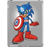 Captain Sonic iPad Case/Skin