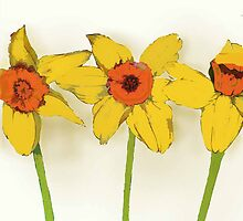 DAFFS by Linda Arthurs