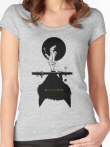 Inside All Of Us Women's Fitted Scoop T-Shirt