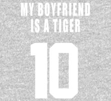 MY BOYFRIEND IS A  TIGER by Arno Van Den Bossche