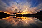 Sunset reflections  by Hercules Milas