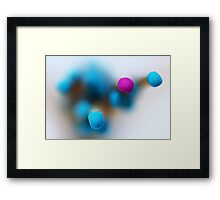 Come on baby, light my fire... Framed Print