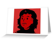 Vault Boy - Fallout - Che Greeting Card