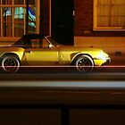 Triumph Spitfire Light Trail  by JJFA