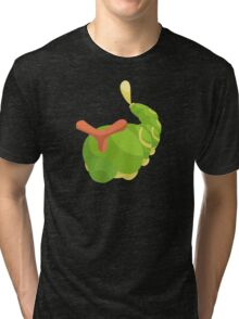 Caterpie Tri-blend T-Shirt